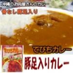沖縄のお肉屋さんのカレー てびちカレー [180g]