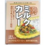 湯田牛乳公社 ミルクカレー 6個入
