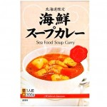 【ご当地】海鮮スープカレー 辛口