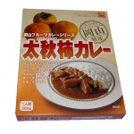 【大きな果肉!】太秋柿カレー